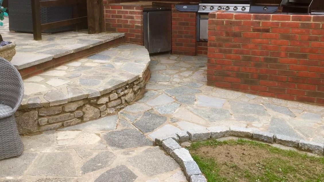 block paving work that our team has done